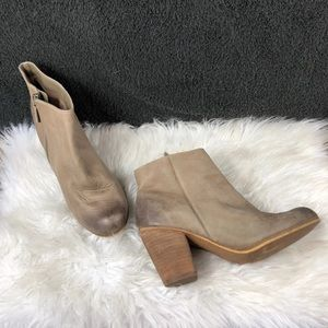 BP HEELED BOOTIES SIZE 8.5